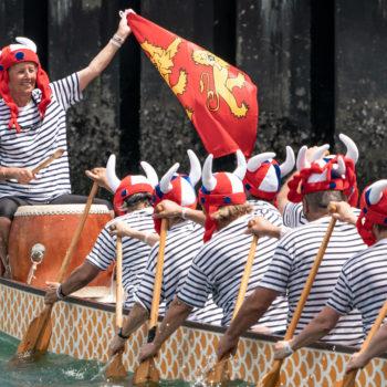 festival Dragon Boat de de hong-kong